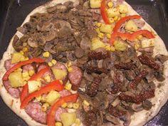 Kulinarna pasja: Pizza ... dla każdego coś dobrego Beef, Food, Meat, Essen, Meals, Yemek, Eten, Steak