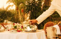 #Christmas lunch at the Marbella Club Hotel @marbellaclubh #luxurytravel