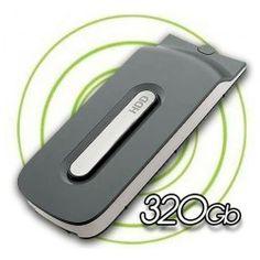 Disco Duro Xbox360 320GB