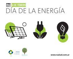 11 de febrero: Día de la Energia