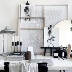Jodå. Lite har jag lekt och fixat här hemma trots att väggarna ska tapetseras… Gallery Wall, Frame, Instagram Posts, Home Decor, Ska, Picture Frame, Decoration Home, Room Decor, Frames