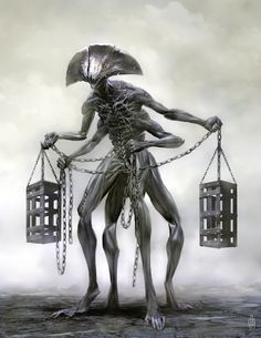 Libra by Damon Hellandbrand | Creatures | 2D | CGSociety