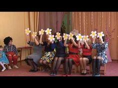 Очень трогательный танец мам и детей на утреннике в детском саду 91 в Черкассах - YouTube