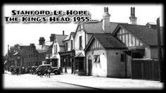 tanford-Le-Hope, The King's Head c.1955'