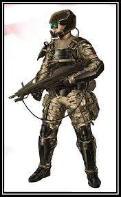 soldados del futuro -