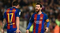 The Argentine picked up two more goals on Saturday and helped his team  to a vital win in the race for La Liga, something he does often. ...