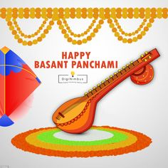 As the chill in the weather vanishes with the arrival of Spring.May your life shine and dazzle with the lovely colors of Vasant. DigiNimbus wishes you all a very Happy Basant Panchmi. Happy Spring, Spring Time, Welcome Spring, Celebrations, Chill, Happiness, Weather, Seasons, Colors