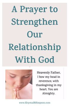 Do you have religion or a relationship with God? God wants to have a strong, personal relationship with all of his children. Miracle Healing Prayer, Prayers For Healing, Prayer For Today, Prayer Request, Jesus Is Life, Jesus Christ, Prayer Quotes, Bible Quotes, Christian Stories