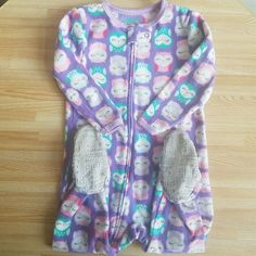 Carters Girls 18 Month 2 Piece Winter Pajama Lot  fashion  clothing  shoes   5cf0fe326