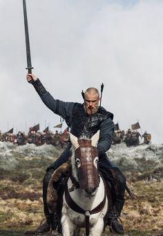 Ragnar Lothbrok Vikings, Vikings Tv, Viking Warrior, Viking Art, History Channel, Arm Tattoo Viking, Viking Tattoos, Viking Wallpaper, Viking Pictures