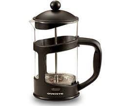 Special Offers - Cheap Ovente FPT34B 34oz French Press Coffee Maker Great for Brewing Coffee and Tea 8 cup Black - In stock & Free Shipping. You can save more money! Check It (December 07 2016 at 05:16AM) >> http://dripcoffeemakerusa.net/cheap-ovente-fpt34b-34oz-french-press-coffee-maker-great-for-brewing-coffee-and-tea-8-cup-black/
