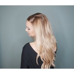 Blonde hair melt with Zala Clip in Hair Extensions  https://www.youtube.com/watch?v=KZ80DOLoOFs