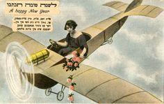 Rosh Hashana roses from the plane .jpg