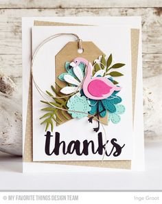 Release Sensational Stitched Flowers Card Kit
