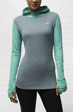 Nike Soft Hand Hoodie. #running #gear #nike