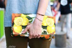 Stella-McCARTNEY-Sac-Falabella-CITRUS-orange-lemon-print-shoulder-BAG-CLUTCH