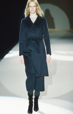 Marni Fall 1997 Ready-to-Wear - Collection by Stella Tenant and Mario Testino
