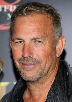 Kevin Costner Photos Photos: History Channel's Pre-Emmy Party - Arrivals - Kevin Costner Actor Kevin Costner arrives at the History Channel's Pre-Emmy Party at Soho House o - Kevin Costner, History Channel, Men Are Men, Ms Gs, Celebrity Hairstyles, Beard Styles, Haircuts For Men, Gorgeous Men, Movie Stars
