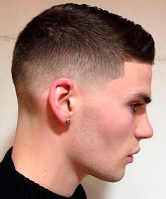 Delightful Low Fade Haircut For Men
