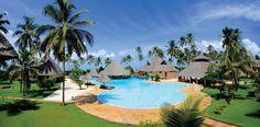 Neptune Pwani Beach Resort & Spa in Tansania