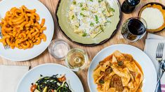 Where to Go When a Big Bowl of Pasta Is the Only Thing That Will Make You Feel Better - Concrete Playground Make You Feel, How Are You Feeling, Filled Pasta, Fresh Beets, Sydney Food, Desserts Menu, Big Bowl, Feel Better, Italian Recipes