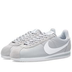 info for 25a21 a0249 Nike Classic Cortez Nylon OG (Wolf Grey   White)