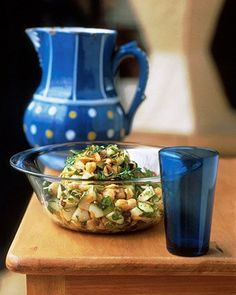 Chickpea and Cucumber Salad with Fresh Mint Recipe