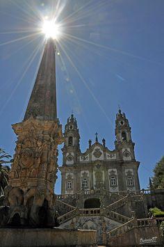Lamego, Viseu, Portugal.
