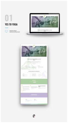 • yes to yoga • website design and development • www.yestoyoga.co.uk •