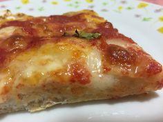 Ricetta Deliziosa e Fragrante, la Pizza Margherita Dietetica e Senza Glutine in 10 Minuti!,Secondo piatto, Snack,Senza Glutine