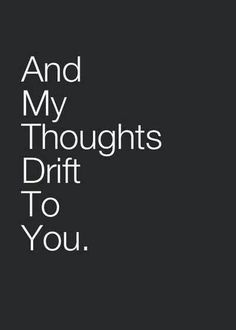 Thinking of you...