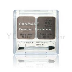 Powder Eyebrow (#12 Light), 1pc - Canmake | YESSTYLE
