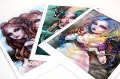 'Reverie' Fine Art Prints