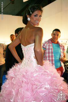Miss World 2011 Miss Venezuela Ivian Sarcos