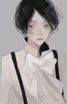 - - Please visit our website to support us! Aesthetic Art, Aesthetic Anime, Manga Art, Anime Art, Ship Drawing, Boy Illustration, Anime Kunst, Boy Art, Pretty Art