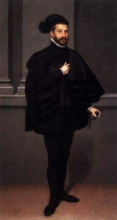 The Black Knight - Battista Moroni