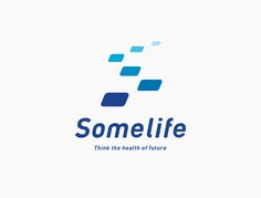 Somelife Logo,CI,WEBdesign by masaomi fujita, via Behance