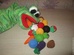 Купить Очень голодная гусеница - разноцветный, развивающая игрушка, развитие мелкой моторики, развитие речи