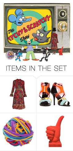 """Show"" by akobari ❤ liked on Polyvore featuring art"