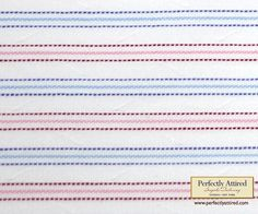 Perfectly Attired - Striped pattern