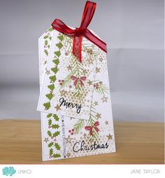 In My Creative Opinion: 25 Days of Christmas Tags - Day 8