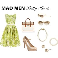 MAD MEN BETTY HARRIS Mad Men Fashion - MM back this Sunday!!!!