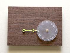 Wenge Series Clocks