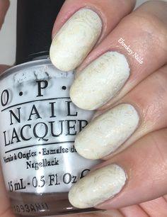 ehmkay nails: Bone China Nail Art with OPI