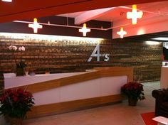 New offices for the American Association of Advertising Agencies - 4A's