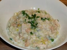 Failsafe Foodie: Chicken and Quinoa Risotto