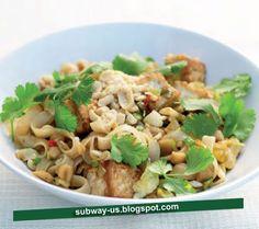 veggie pad thai recipe ……