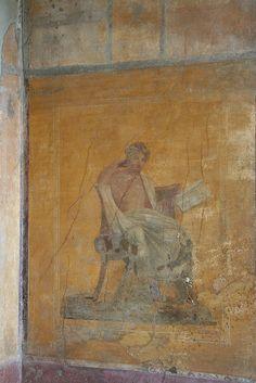 House of the Menander, Pompeii by Tintern, via Flickr