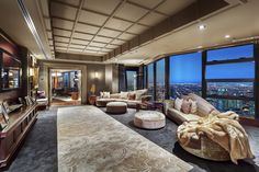 $18 Million Starting Price for Melbourne Penthouse in 86-Story Skyscraper - Mansion Global