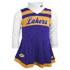 Los Angeles Lakers Cheerleader Dress